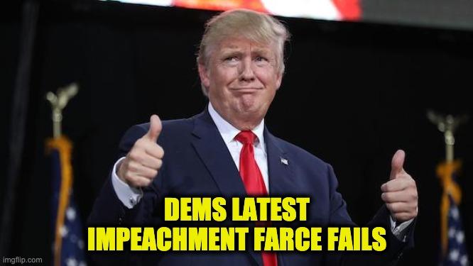 impeachment farce