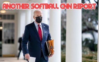 Another Softball CNN Report: Biden Goes to Bed Early, Builds Fires In Oval Office Fireplace