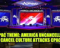 Cancel Culture Wants To Boycott Hyatt For Hosting CPAC