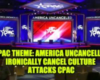 Leftist Cancel Culture Wants To Boycott Hyatt For Hosting CPAC