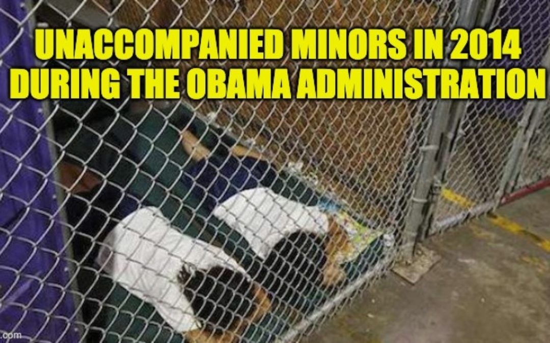Up To 13,000 Unaccompanied Minors About To Flood the Southern Border Per CBP
