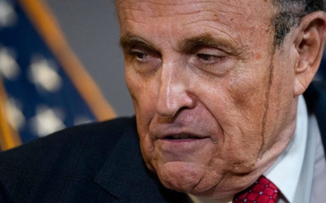 Former Overstock CEO Tells Heartbreaking Story Of Rudy Giuliani's Post-Election Decline