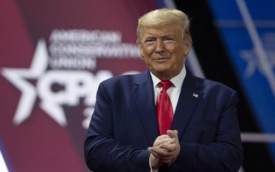 Trump CPAC Speech May Break Major News