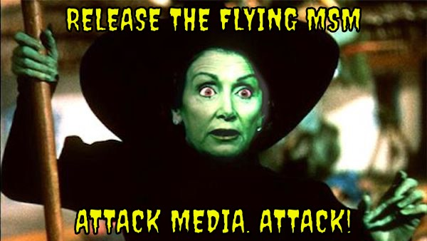 Pelosi throws temper tantrum
