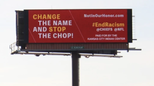 demonstrate against KC Chiefs