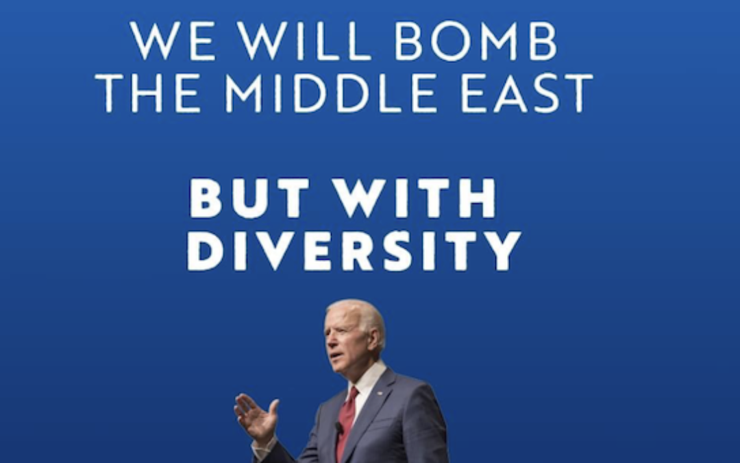 Biden's Hypocritical Bomb Strike On Syria Is Now Meme-Fodder
