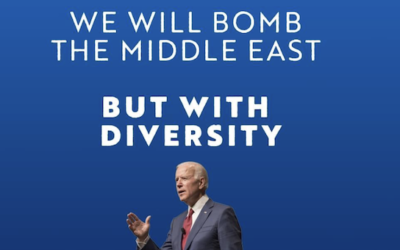 Biden's Hypocritical Bomb Strike On Syria Is Now Meme-Fodder