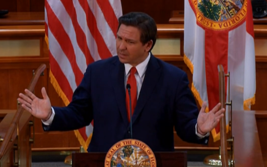 Florida Gov. DeSantis Announces Crack Down On Social Media Censorship (Video)