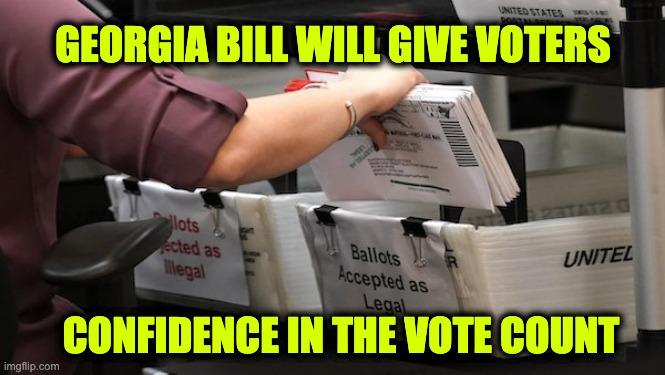 Georgia absentee ballots