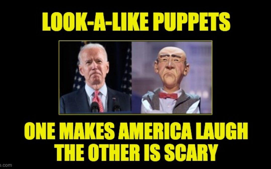 Who's Running the Country? Rasmussen: Voters Believe Biden Is Puppet Of Radical Left