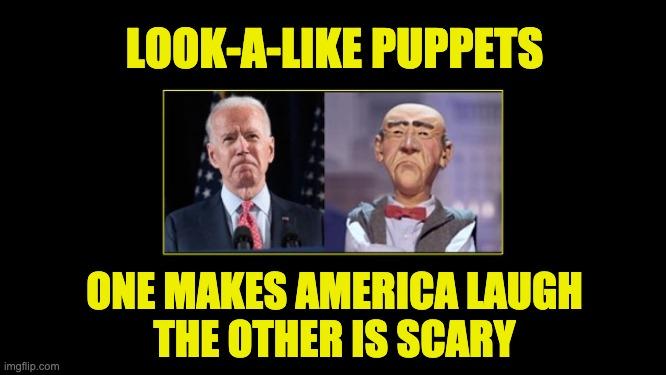 Biden is puppet