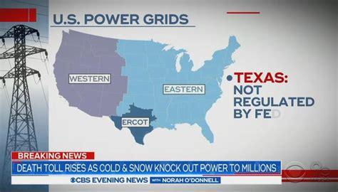 Texas freezing