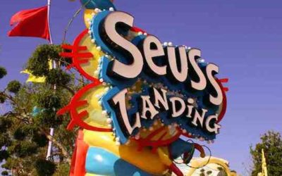Universal Studios May Change 'Seuss Landings' Section Of Park Due To Cancel Culture Attacks