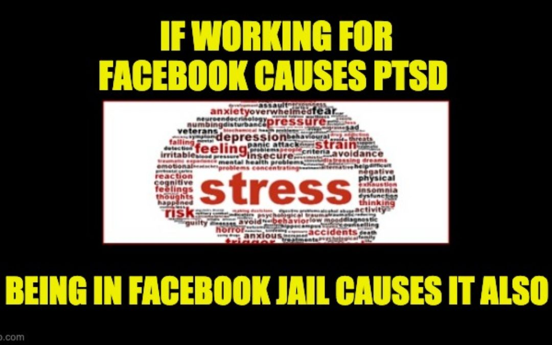 Facebook Moderators Suing Company: Say Job Causes Severe Mental Trauma And PTSD