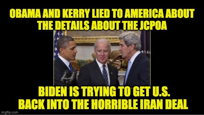 Barack Obama John Kerry lies