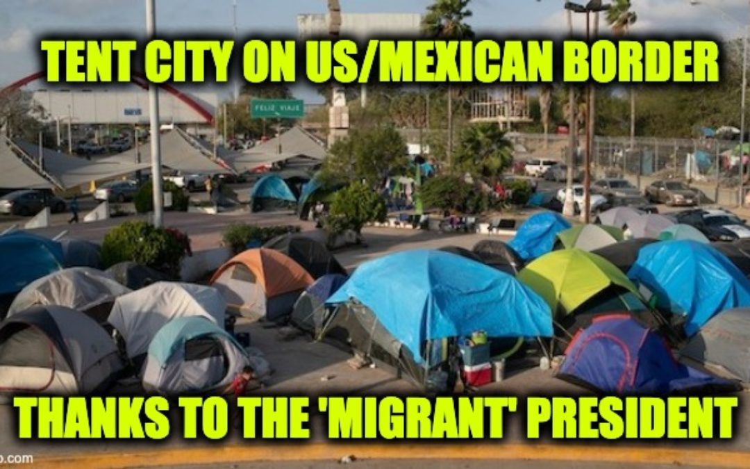 BORDER CRISIS: Mexico Govt. Is Angry At Biden's Open Border Policies, Say They Enrich Cartels