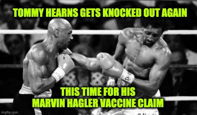 Marvelous Marvin Hagler