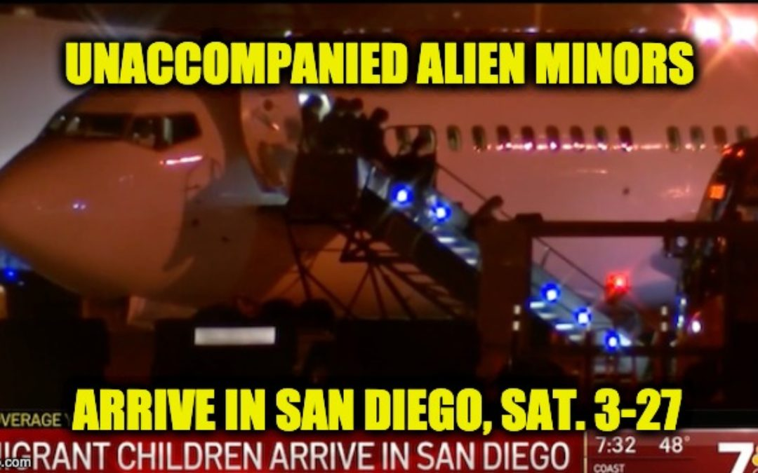 CRAZY! San Diego Giving Migrant Kids In-Person Classes As District Schools Remain CLOSED