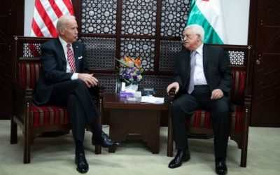 Condition Palestinians Should Be Required To Meet Before Biden Restores Relations