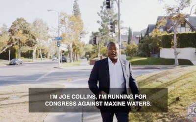 Mad Maxine Waters Libeled Navy Vet As 'Dishonorably Discharged,' Now She's Losing In Court