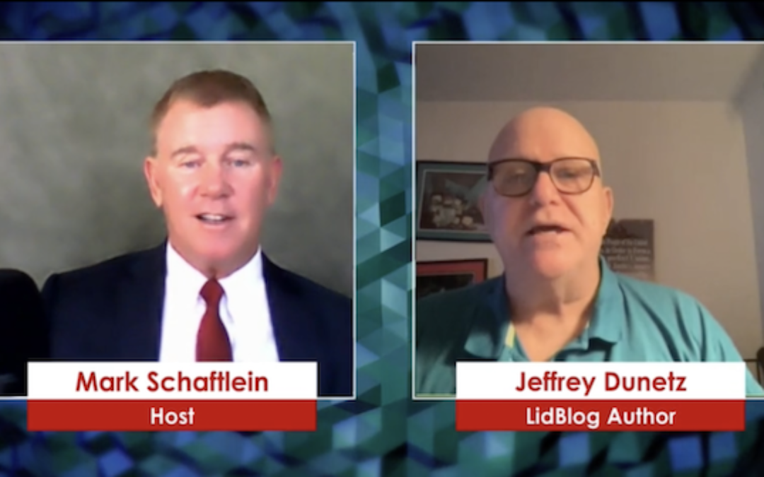 The Lid On The Schaftlein Report (VIDEO)- Trump's Speech, Pelosi Payoff, Biden's Blunders And MUCH More