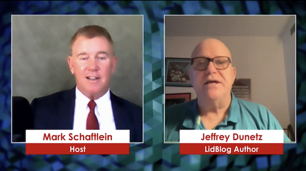 the Lid on Schaftlein report