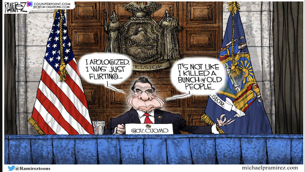 Cuomo's troubles multiply