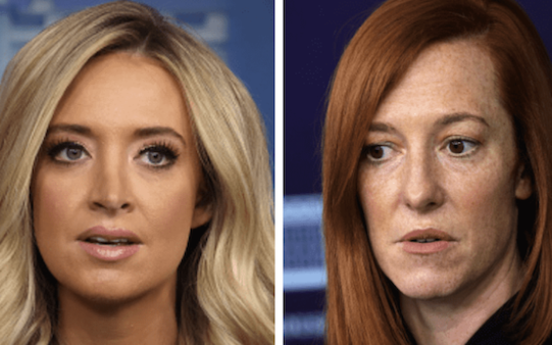 "Kayleigh McEnany Slams Jen Psaki,  I Didn't Do A ""Ton Of Circling Back"""