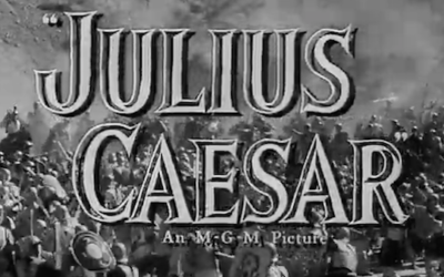 the ides of march remember