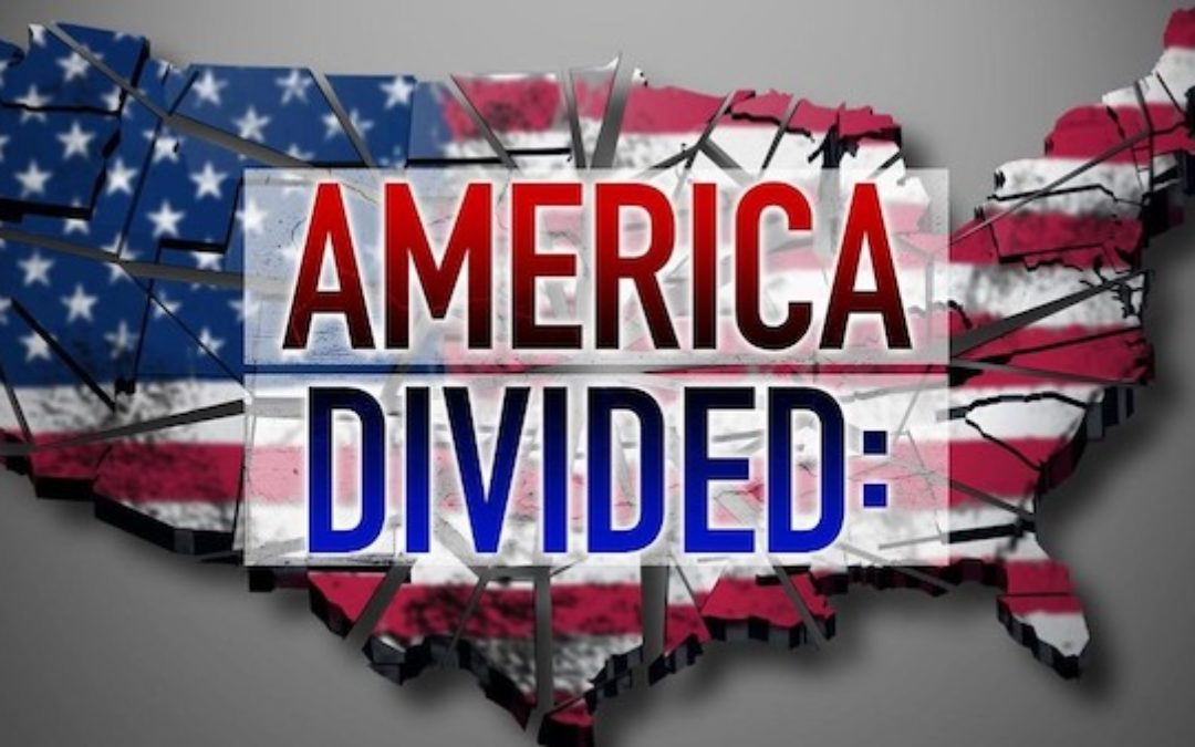 Survey: 54% Of Likely Voters Say America More Divided Since Election