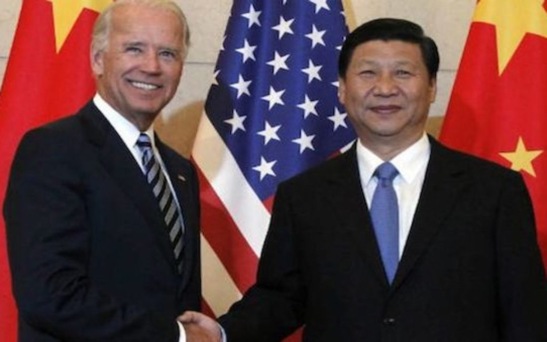 Biden Threatens U.S. Energy While Beijing Waits In The Wings