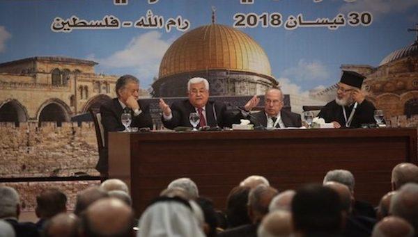 J Street Palestinian AntiSemitism