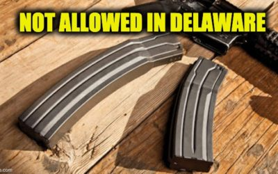 Delaware Bill Will Require Confiscation Of Large Capacity Magazines