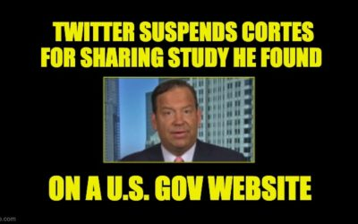Twitter Suspended GOP Commentator Steve Cortes For Citing Study He Got From Govt Website