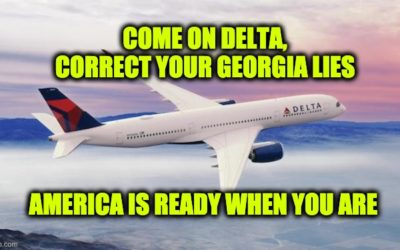 ACU Calls on Delta Airlines to Correct Their Lies About Georgia Voter ID law
