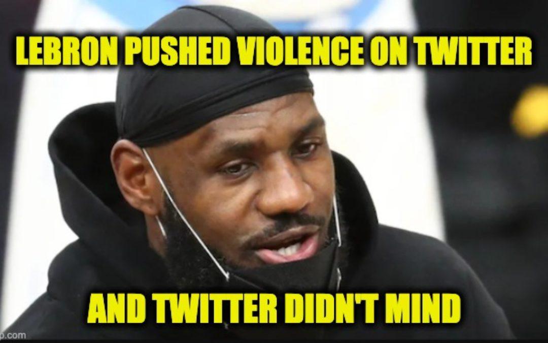 Twitter Grants LeBron James 'Dumb Jock Privilege'
