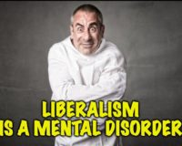 HOLY COW It's True! Liberalism IS A Mental Disorder