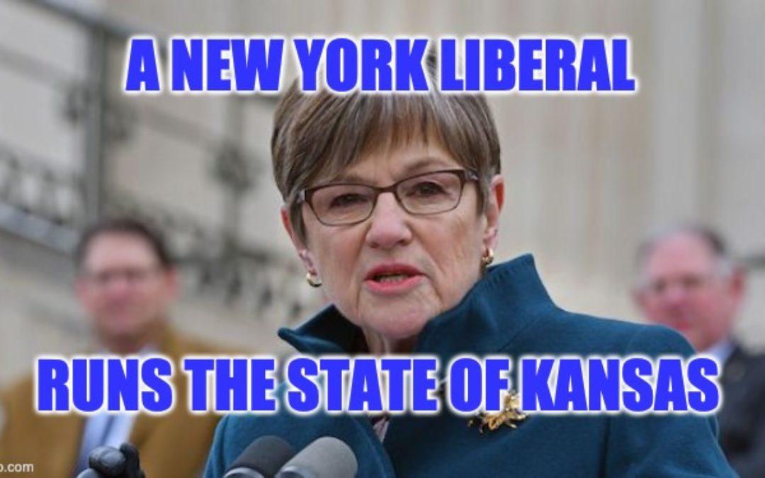 Concealed Carry And Other Popular Bills Vetoed by Leftist Kansas Governor