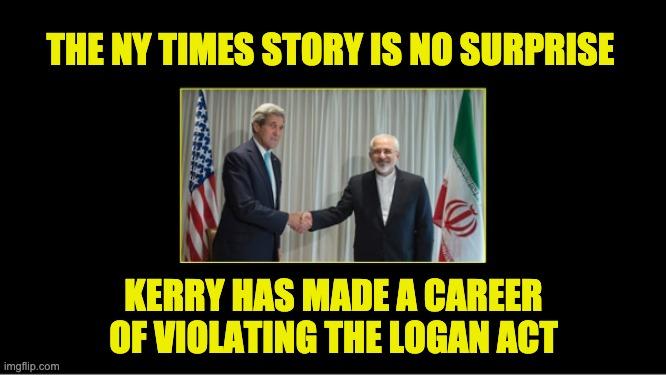 Javad Zarif John Kerry