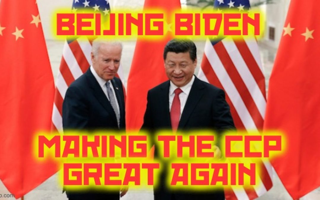 HEY JOE: China's Making A Bold Military Statement -Are You Planning To Answer It?
