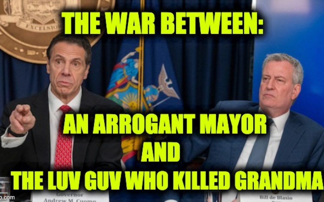 The War Between New York Leftists