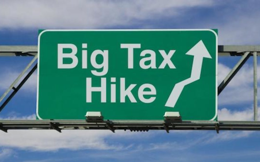 Who is REALLY Going to Get Stuck Paying Biden's Higher Corporate Taxes?