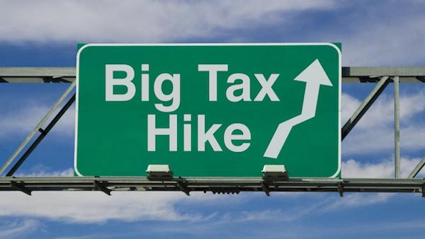 stuck paying Biden's taxes