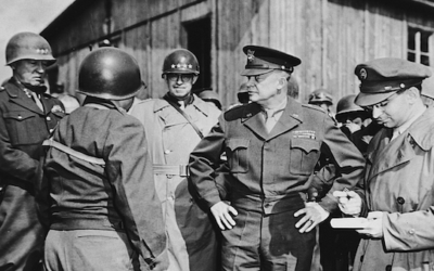 Yom HaShoah Holocaust Remembrance: How Eisenhower Assured The Horrors Would Never Be Forgotten