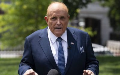 Rudy Giuliani's Home Raided Due To Trump Derangement Syndrome