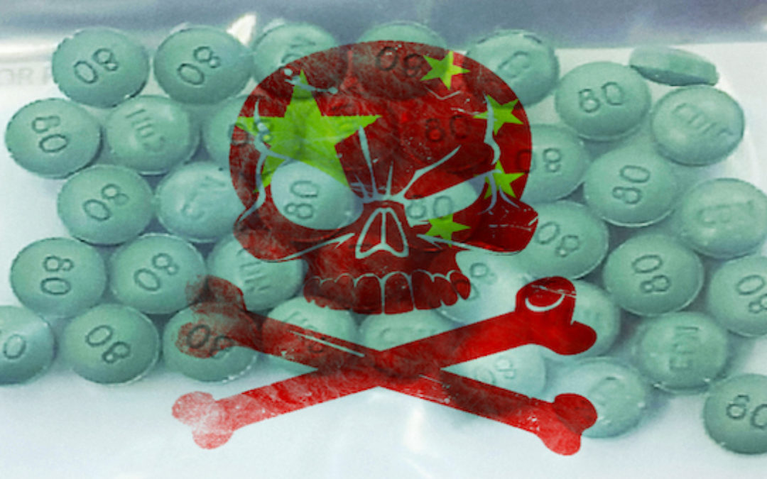 TX Gov. And CPD Agree Amount Of Illegal Fentanyl Entering US Through Mexico Skyrocketing