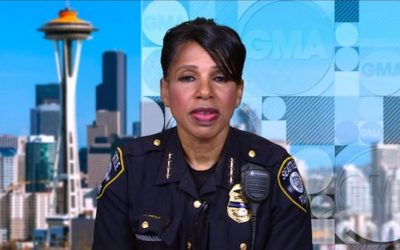 Ex-Seattle PD Chief Rips Media For Glossing Over 'Summer Of Love' CHOP Zone Dangers