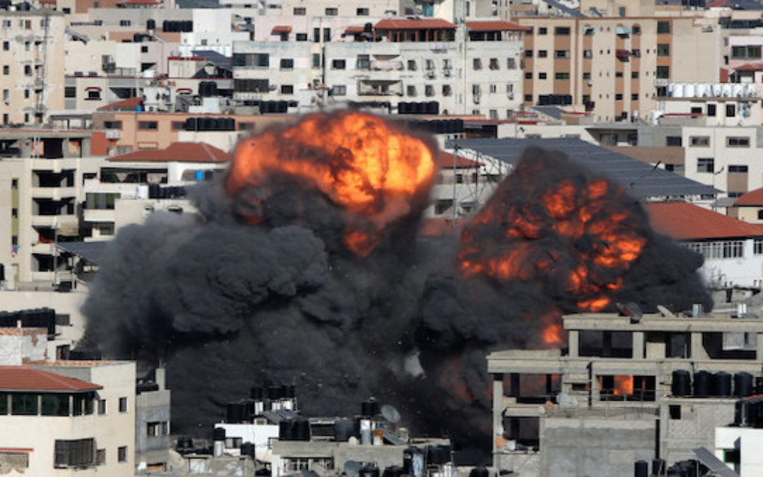 Israel Fools Hamas Terrorists To Flee Into Tunnel Network Then Bombs Them To Bits