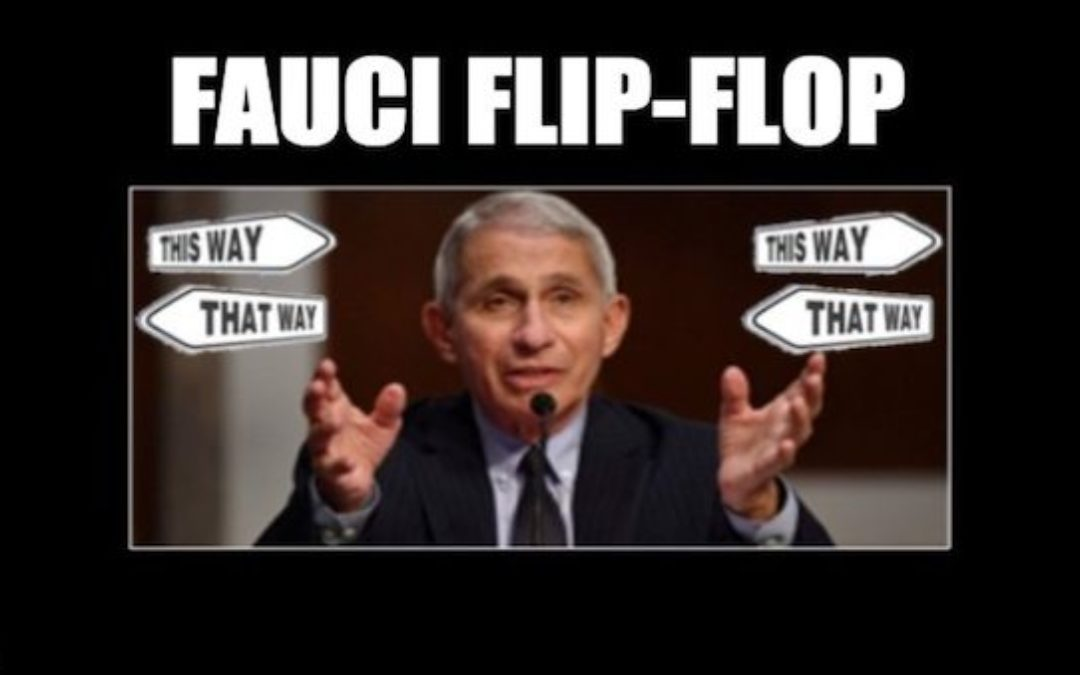 Fauci Says He's 'No Longer Confident' That The Coronavirus Developed Naturally (Videos)