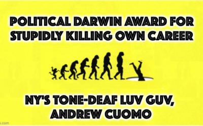 Andrew Cuomo Should Win The Political Darwin Award
